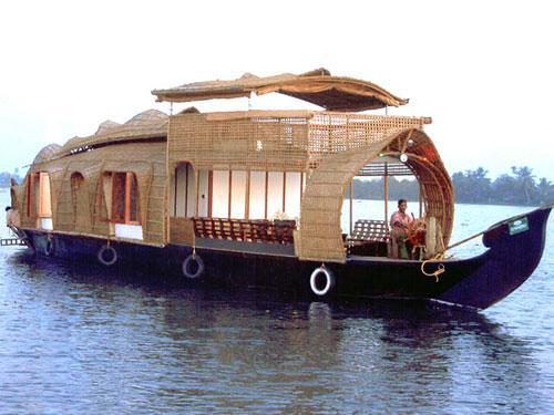 i want a tree boat house lunasea life